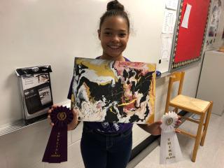 ArtBurns 3rd Place and Peoples Choice - Loryah Wells