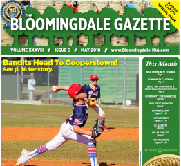 May Gazette for FB