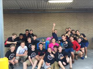 School - Soccer Kick Walmart Team