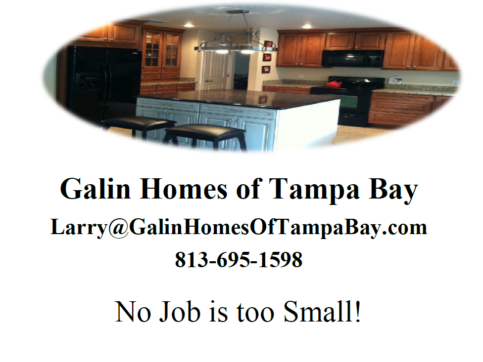Galin Homes of Tampa Bay Sign